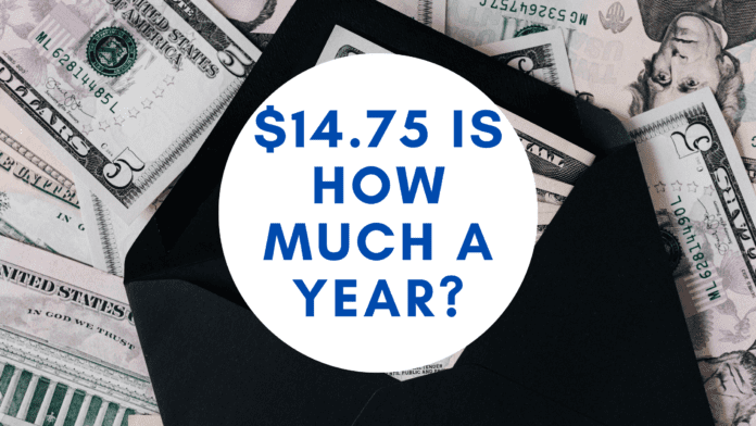 14.75 dollars an hour is how much a year _ hourly to yearly salary conversion
