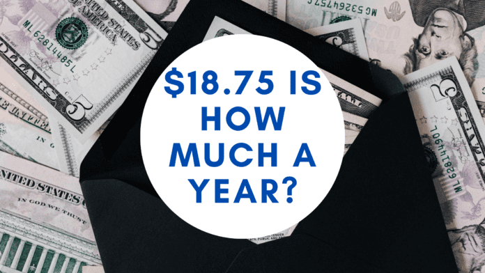 18.75 dollars an hour is how much a year _ hourly to yearly salary conversion