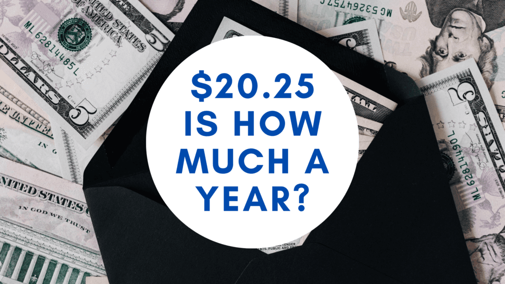 20.25 dollars an hour is how much a year _ hourly to yearly salary conversion