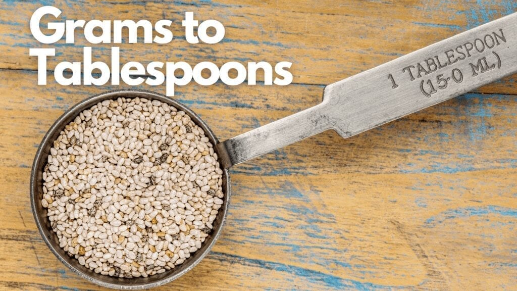 Grams-to-Tablespoons-g-to-tbsp - how many grams in tablespoon